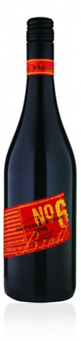 Brothers In Arms Number 6 Cabernet
