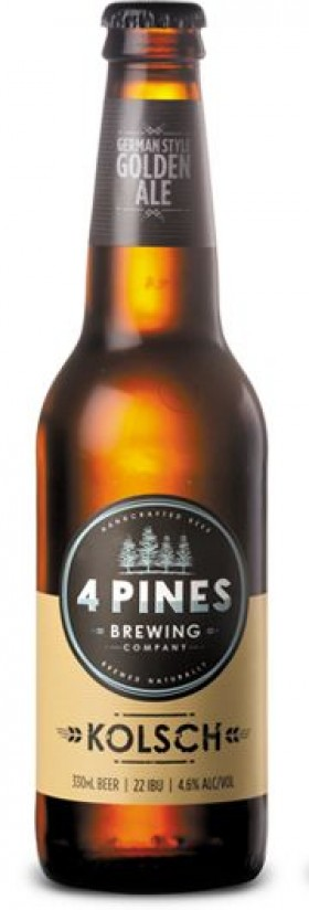 Four Pines - Kolsch 330ml