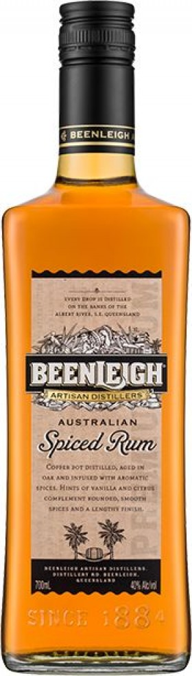 Beenleigh Spiced Rum 700ml