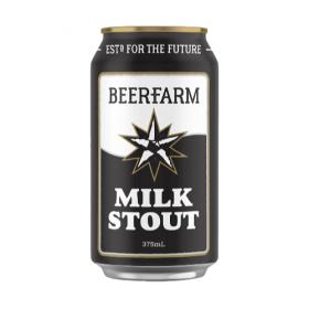 Beerfarm Milk Stout Cans