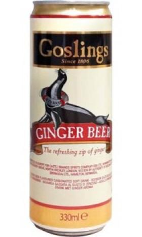 Goslings - Ginger Beer