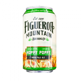 Figueroa Mt Hoppy Poppy Ipa 355ml Cans