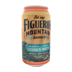 Figueroa Mt Lizards Mouth Dipa 355ml Cans
