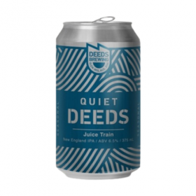 Quiet Deeds - Juice Train Neipa