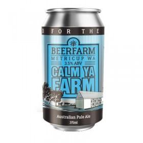 Beerfarm Calm Ya Farm Pale Ale