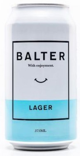 Balter With Enjoyment Lager