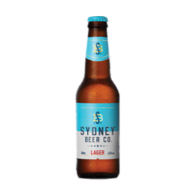 Sydney Beer Co Lager