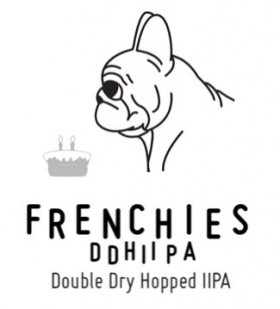 Frenchies Double Dry Hopped Ipa