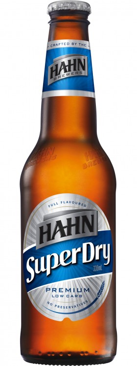 Hahn- Super Dry 330ml