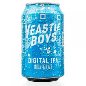 Yeastie Boys - Digital Ipa Cans