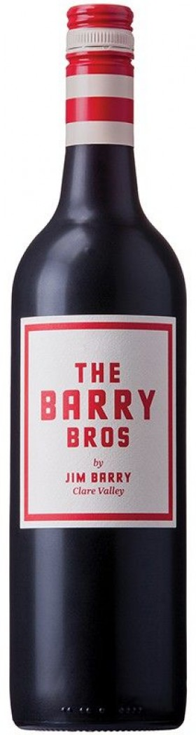 Jim Barry - The Barry Bros Red