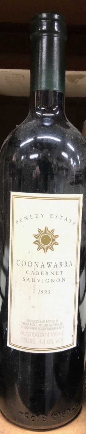Penley Estate - Cabernet 1993