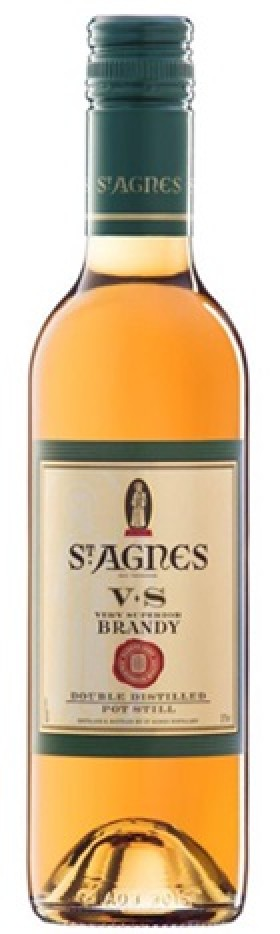 St Agnes-brandy 375ml