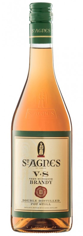 St Agnes-brandy 700ml