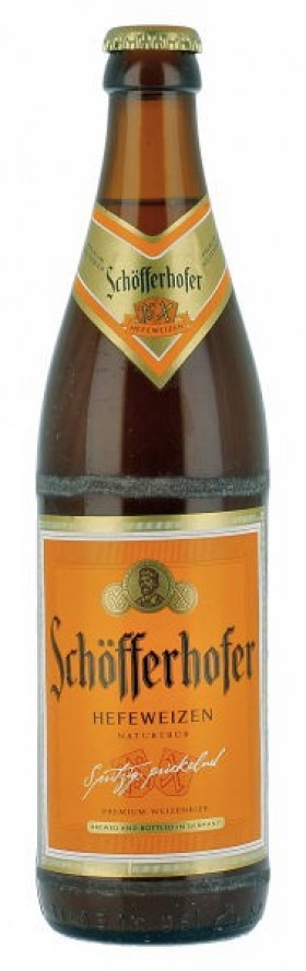 Schofferhofer- Hefeweizen 500ml