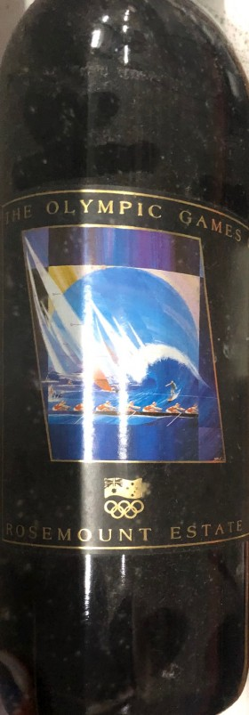 Rosemount - Olympic Cabernet 1.5lt 1993