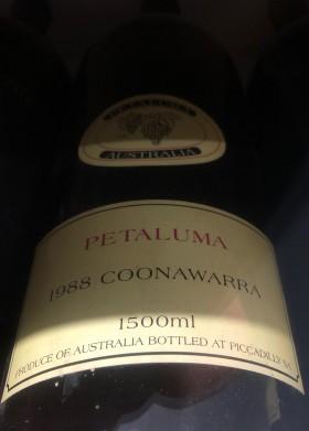Petaluma - Coonawarra Red 1.5lt 1988