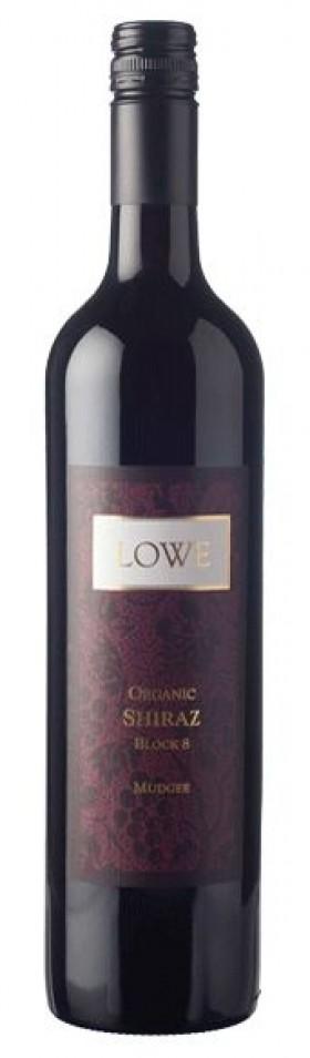 Lowe Organic - Shiraz Block 8