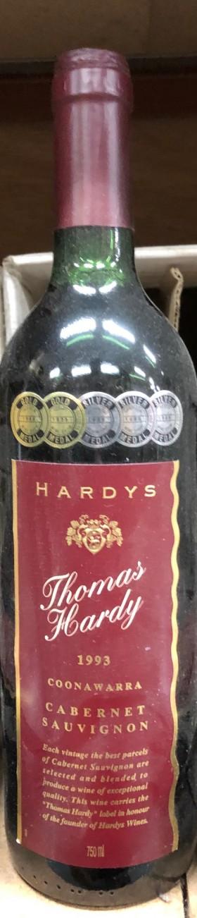 Hardy - Thomas Cabernet 1993