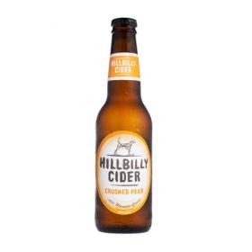Hillbilly-pear Cider