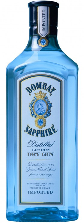 Bombay - Sapphire Gin