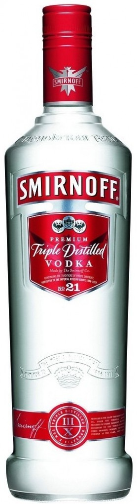 Smirnoff Vodka - 700ml