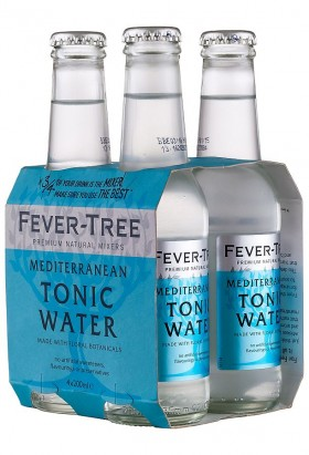 Fever Tree- Mediterranean Tonic