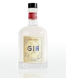 Wild Brumby - Stallion Gin Navy Strength