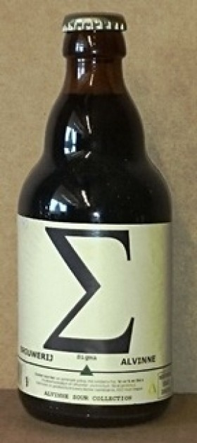 Alvinne Sigma - Sour Ale