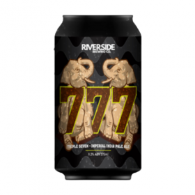 Riverside - 777 Imperial Ipa Cans