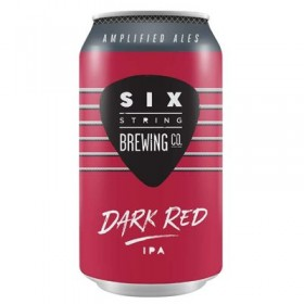 Six String Dark Red Ipa