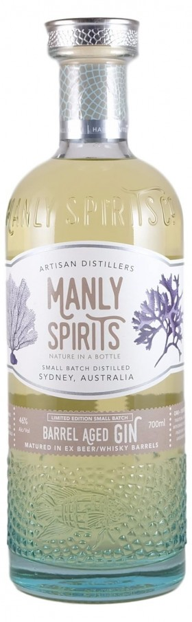 Manly Spirits - Barrel Aged Gin