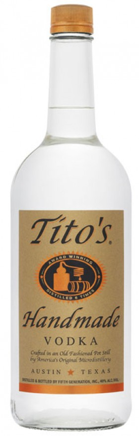 Titos Handmade - Texas Vodka