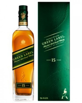 Johnnie Walker - Green