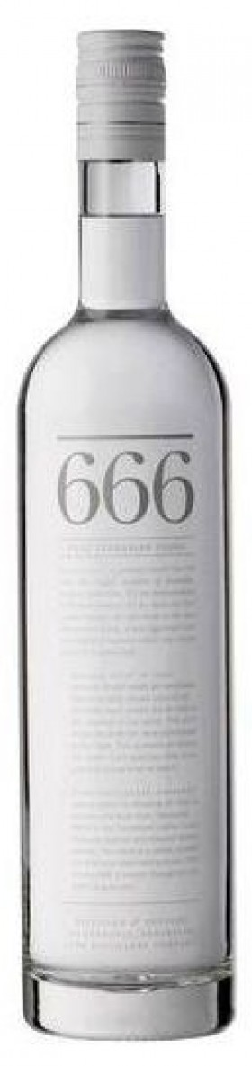 666 - Plain Vodka