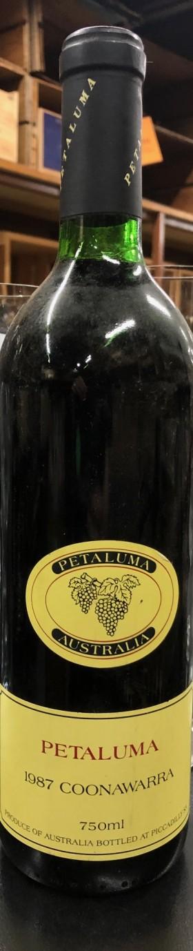 Petaluma - Coonawarra 1987