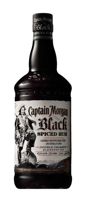 Captain Morgan - Black Spiced Rum
