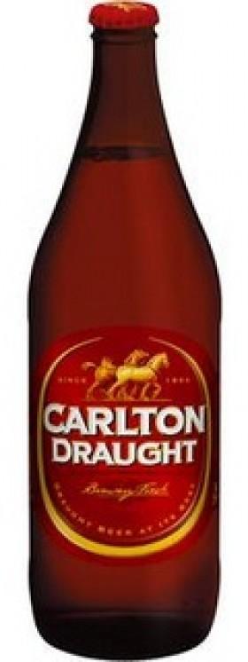 Carlton - Draught 750ml
