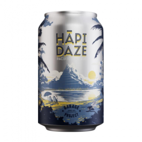 Garage Project - Hapi Daze Cans