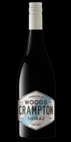 Woods Crampton White Label Barossa Shiraz