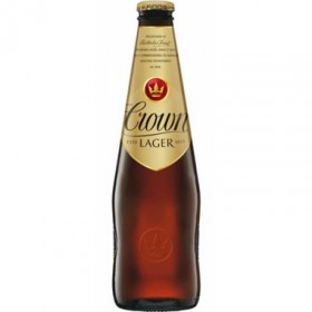 Crown Lager- 375ml