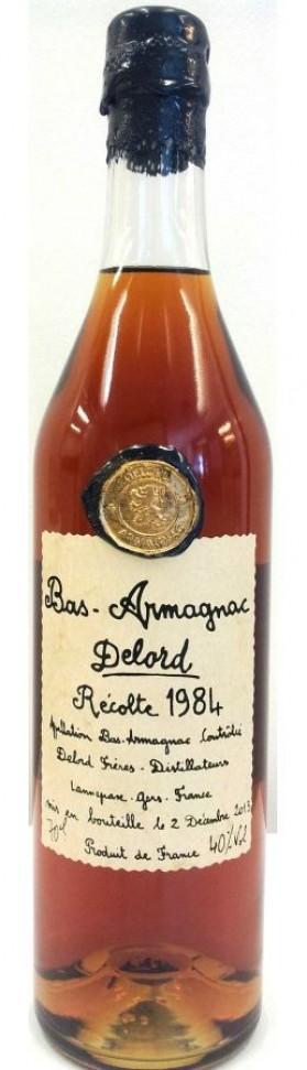 Delord - 1984 Armagnac