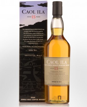 Caol Ila - 15 Year Old Cask Strength