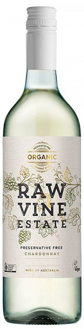 Raw Vine Estate - Chardonnay Organic