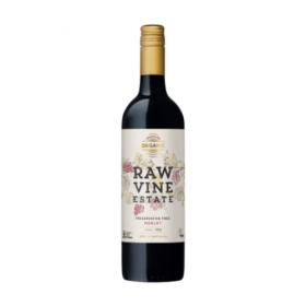 Raw Vine Estate - Merlot