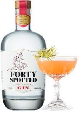 Forty Spotted Classic Release Gin