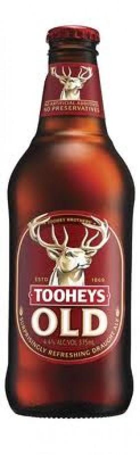 Tooheys- Old 375ml