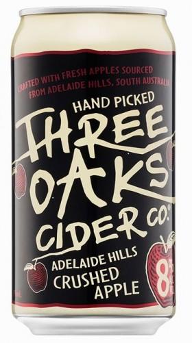 Three Oaks - 8% Cider