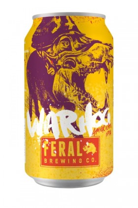 Feral War Hog - Usa Ipa Cans