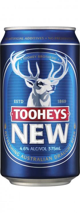 Tooheys- New Can